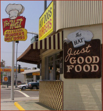 Storefront Image of The Hat in Alhambra, CA