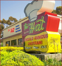 Storefront Image of The Hat in Brea, CA