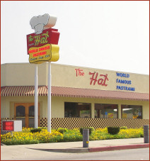 Storefront Image of The Hat in Glendora, CA